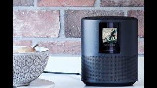 صوت السماعة الذكيّة Bose Home Speaker 500 !