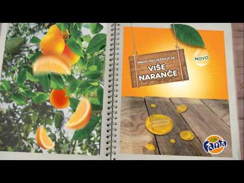 Coca-Cola: Fanta Orange Naturalness