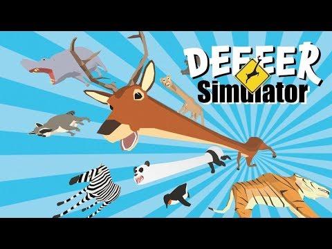 【ごく普通の鹿のゲーム DEEEER Simulator】何このゲーム