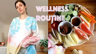 My wellness & health routine for sick days (DIY natural recipes & remedies)