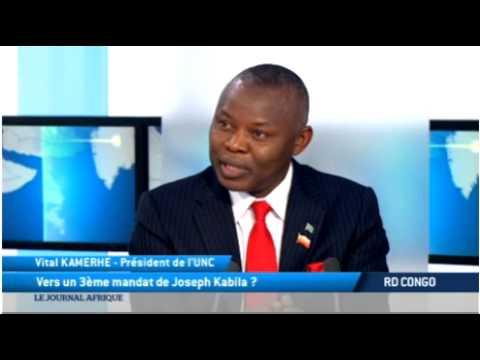 Vital Kamerhe sur TV5 condamne  l'expulsion du directeur du bureau local de l'ONU