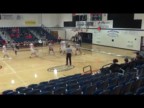 Filip Milosevic 2019- Utah State Eastern vs Yakima Valley Community College Higlights!!!