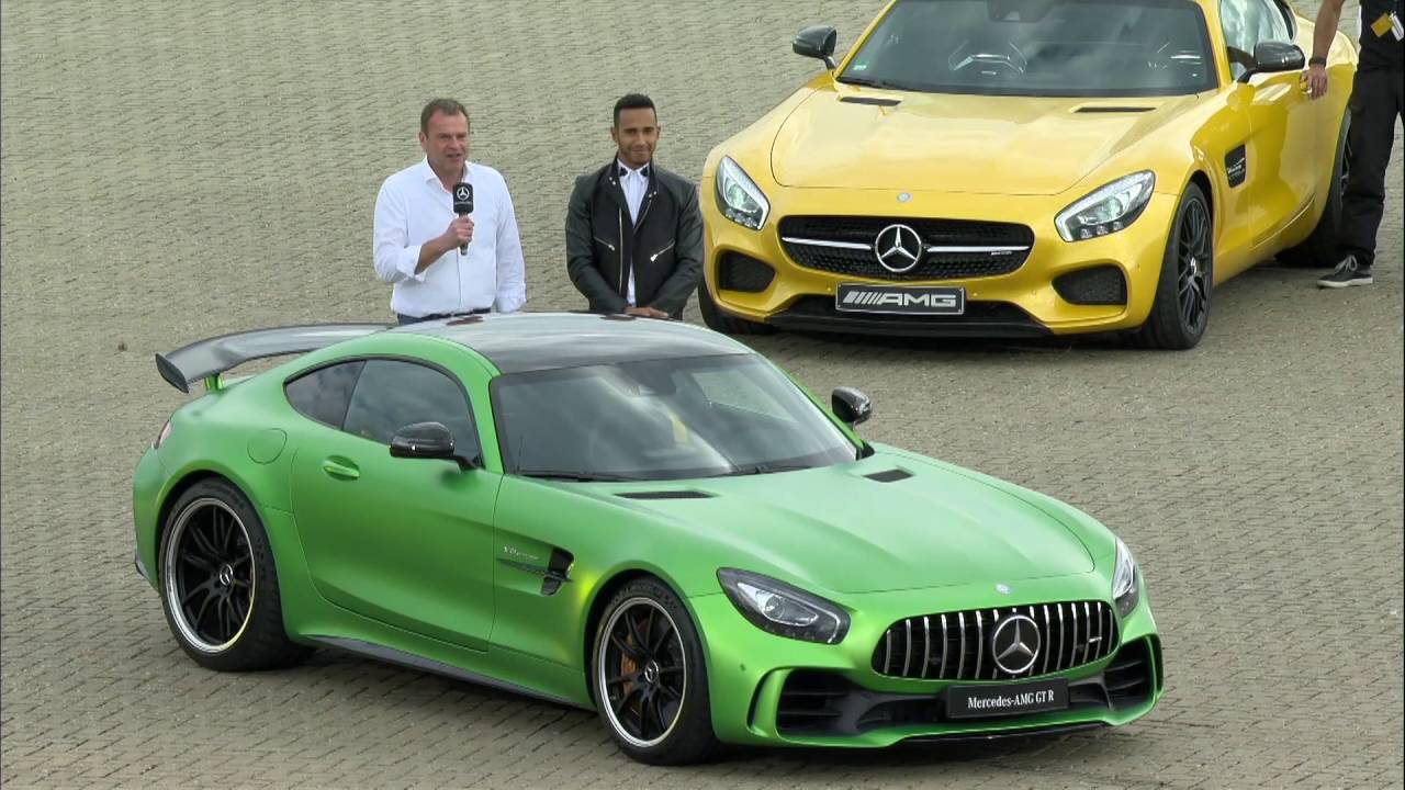 2018 Mercedes Amg Gt R Best Of Youtube