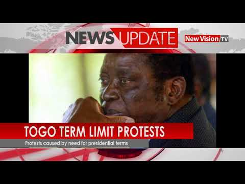 Togo term limit protests
