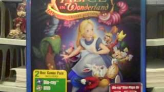 Alice in Wonderland 60th Anniversary Blu-Ray Review