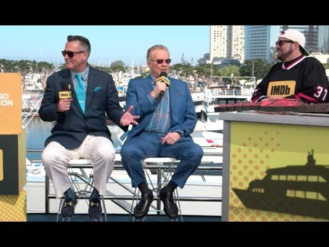 IMDb Exclusive: Bruce Campbell and Lee Majors Give Their Best One Liners
