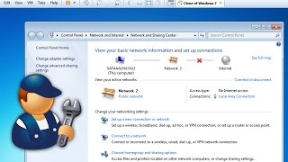 How to Fix VMware Bridged Network on VMnet0 have no Internet Access!