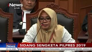 Saksi Prabowo Sebut Jalan di Juwangi Tak Beraspal, Hakim MK Buka Google Maps - Breaking iNews 19/06