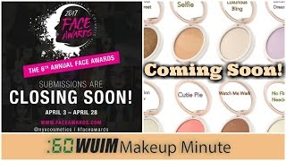 Makeup Minute | NYX Face Award Submissions Closing SOON! + Coloured Raine Sneaks New HIGHLIGHTERS!