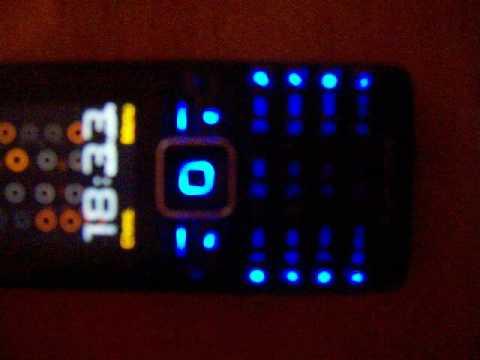Sony Ericsson K770i lighteffects BY- raikyure
