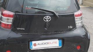 Toyota IQ Car Tablet