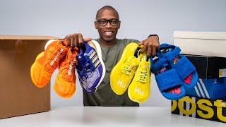 UNBOXING: 1 of 15 adidas DELIVERY + Pharrell Williams Sneaker Collection