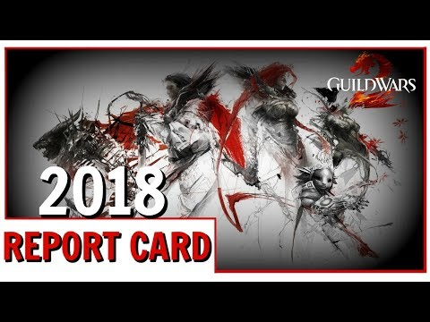 MMORPG Report Card 2018: Guild Wars 2 | Did GW2 Have A Good Year? thumbnail