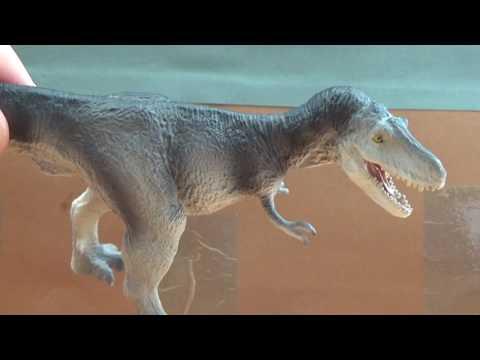 Review 118: Carnegie Albertosaurus