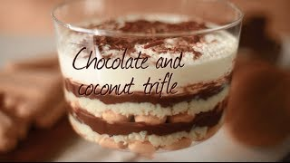 Chocolate Coconut Trifle | Recipe Video