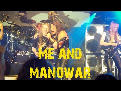ME & Manowar - The Gods Made Heavy Metal (live Fürth, Germany 2010)