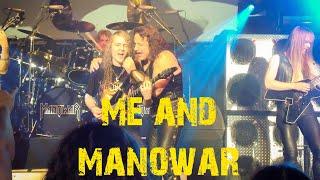 ME Manowar The Gods Made Heavy Metal Live Fürth Germany 2010