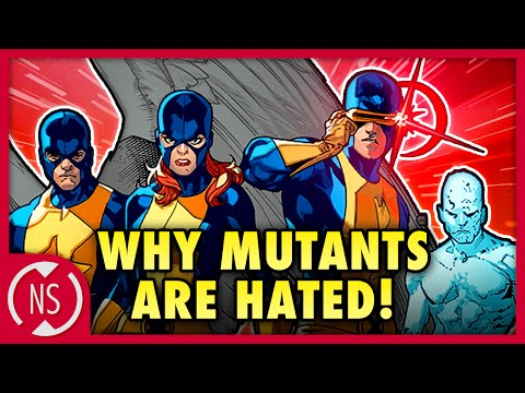 Why Are the X-MEN Hated?? (ft. Philosophy Tube) || Comic Misconceptions || NerdSync
