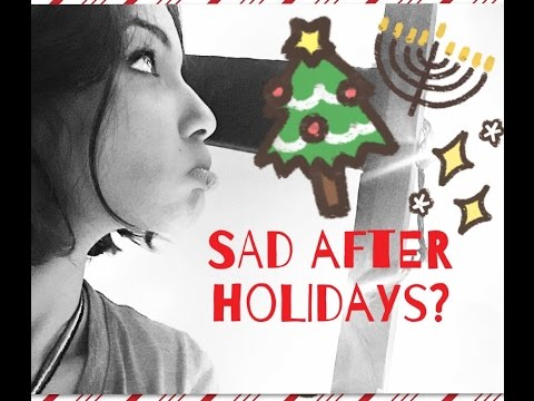 Post Holiday Blues? Here's Help!