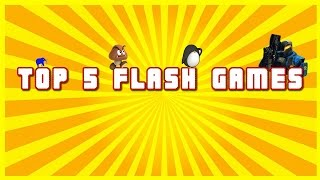 Top 5 Free Flash Games: July (2015)(, 2015-07-15T09:48:41.000Z)