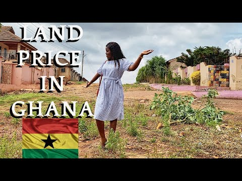 HOW MUCH IS LAND IN GHANA? | BUY LAND IN GHANA | COST OF LAN