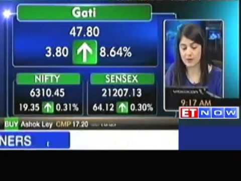 Markets open in green; Apollo Tyres, NMDC gain