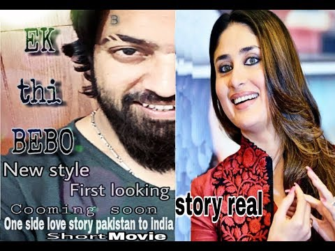 Indian Kareena Kapoor | One Side Lover pakistan to india VEER | shoking |