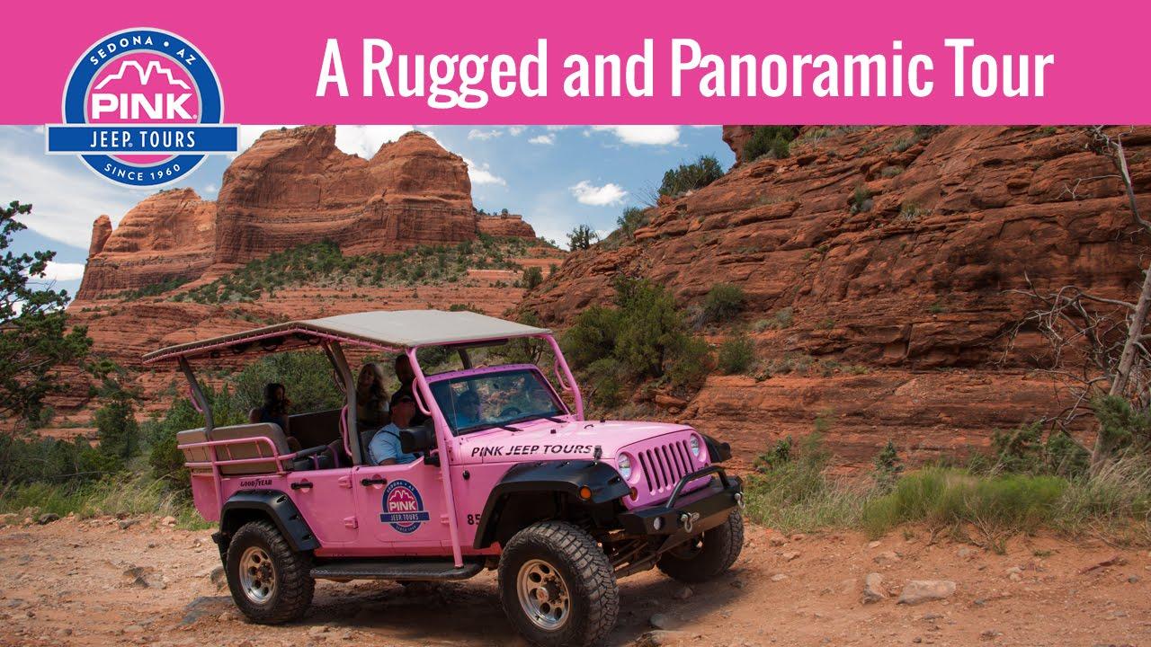 Scenic Rim Tour | Sedona | Pink Jeep Tours