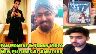 Armaan Malik Fan Moment & Funny Video || With New Pictures At Amritsar || 2018