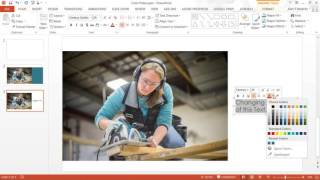 PowerPoint 2013 Tips and Tricks - CETL Recorded Webinar