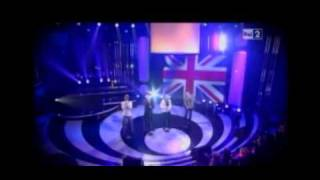 Top Of The Pops Blue A Chi Mi Dice Live 26 03 2011