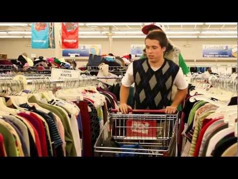 Thrift Shop Music Video - Macklemore
