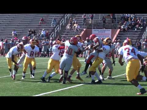 Balboa High VS Lincoln High Football 2014