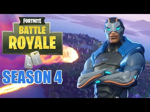 The Comet Has Landed! - Fortnite Battle Royale Gameplay - Xbox One X - Season 4