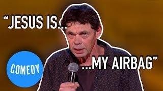 "Rich Hall ""UK have Opinions & The US have bumper stickers"" 