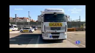 Clase de Camión Permiso C Maniobras con Seguridad Vital