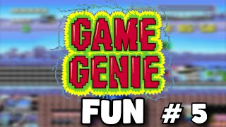 Game Genie Fun # 5