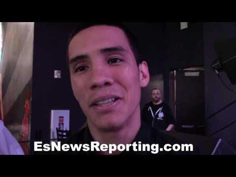 """Oscar Valdez: """"Im hungry for success!"""" -EsNews Boxing"""