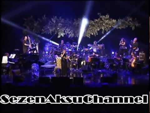 Sezen Aksu - Bırak Beni - Harbiye Açıkhava 2012 Konserleri