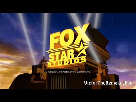 Fox Star Studios Logo 2008 Remake (OUTDATED 4)