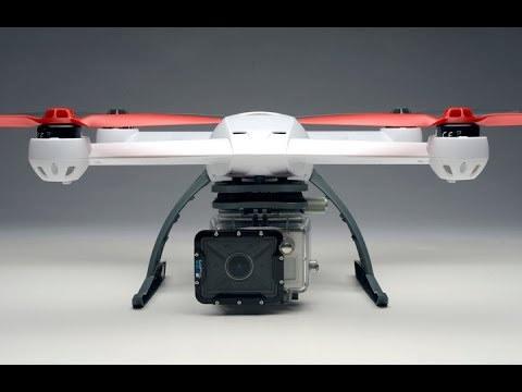 Quad Copter Unmanned Aerial Vehicle