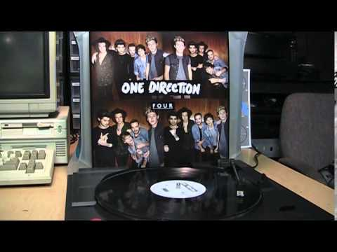 Music you don't expect to hear on vinyl: One Direction - FOUR