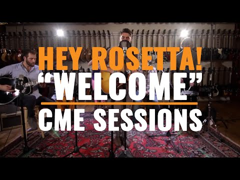 "Hey Rosetta! Performs ""Welcome"" Live at Chicago Music Exchange 