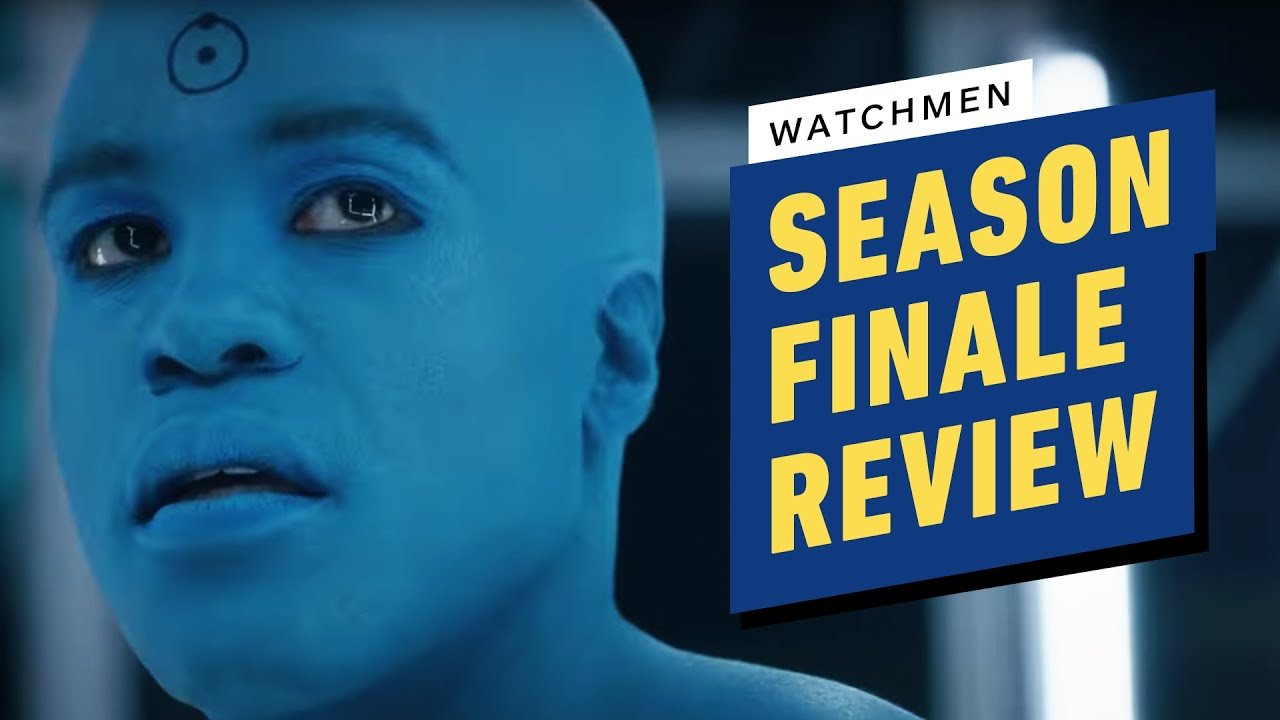 Will there be a Watchmen season 2?