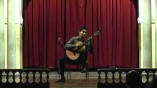 Hommage a Villa-Lobos (II- Danse caractérielle et bachianinha) - Roland Dyens Por Heiner Bernal
