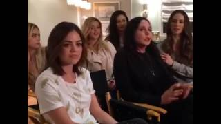 Pretty Little Liars Will End In 2017 - Official Announcement