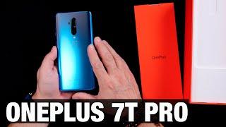 OnePlus 7T Pro : unboxing, présentation et premier avis