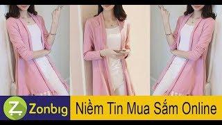 [Zonbig.com] - Áo Khoác Len Cách Điệu Đẹp