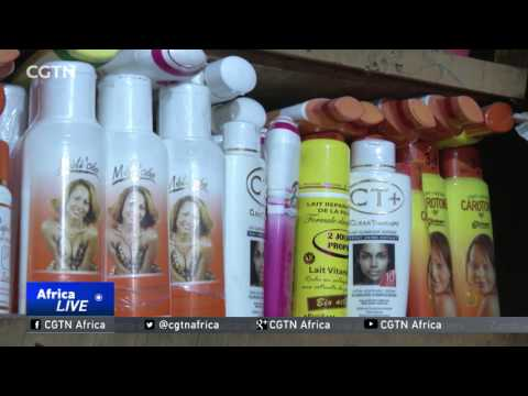 Senegalese doctors warn skin bleaching leads to cancer