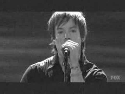 David Cook - Billie Jean.. Studio Version, Music Video
